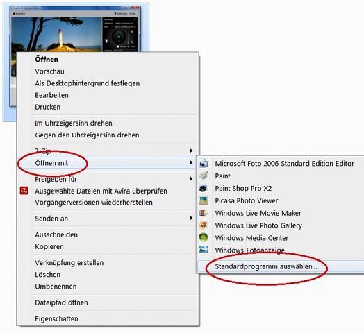 Bild 1 - (Windows, Bildansicht, Windows Essentials)