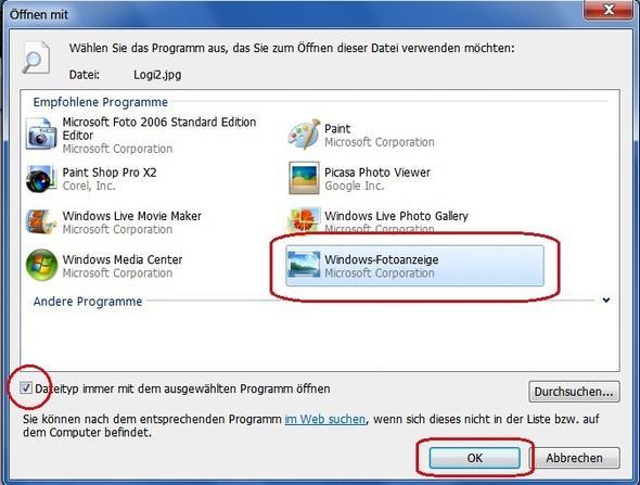 Bild 2 - (Windows, Bildansicht, Windows Essentials)