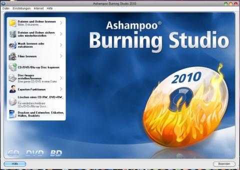 - (Programm, Brennen, Brennprogramm)