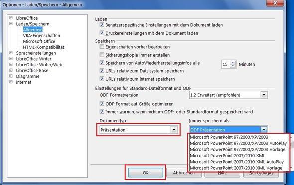 Bild 2 - (Powerpoint, OpenOffice)