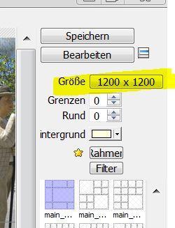 Seitengröße ändern - (Bilder, bildbearbeitung, Bildbearbeitungsprogramm)