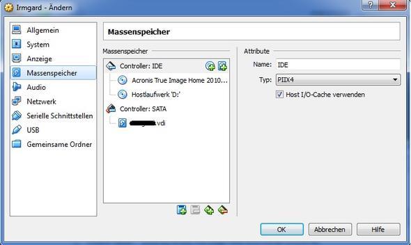 Bild 1 - (Virtualbox, Virtualisierung, VMWare)
