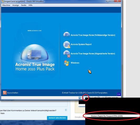 Bild 2 - (Virtualbox, Virtualisierung, VMWare)