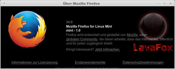 Firefox Version  - (Firefox, version)