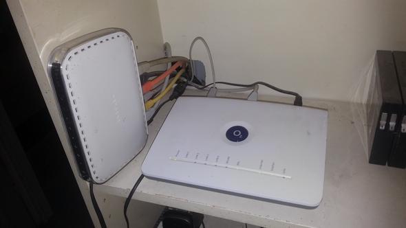 Heimnetzwerk ohne Wlan  - (Computer, Fehlermeldung, Bluescreen)