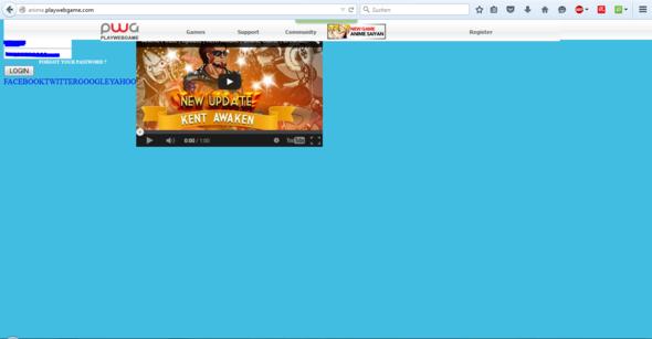 - (Internet, Windows 7, Firefox)