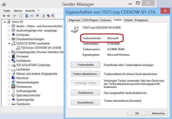 Bild 1 - (Treiber, Windows 10)