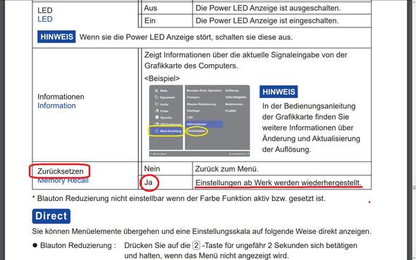 Bild 2 - (Monitor, Werkseinstellung, Pixelfehler)