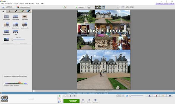 - (Bildbearbeitungsprogramm, Collage)