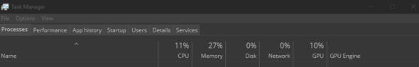 - (software, Prozessor, RAM)