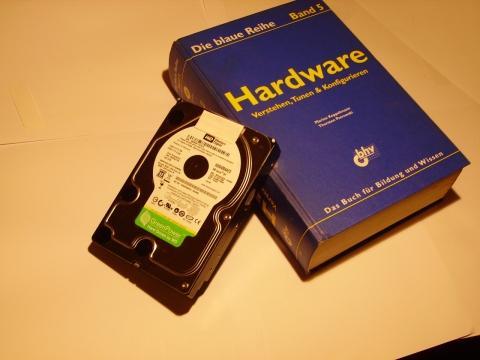 WD6400AACS - (Festplatte, Empfehlung, Kauf)