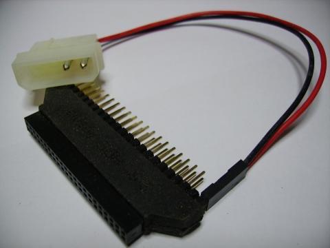 3,5-2,5-Zoll-Adapter - (Notebook, Festplatte, Datensicherung)
