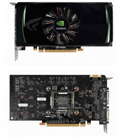 nVidia GeForce GTX 460 - (Computer, Hardware, Grafikkarte)