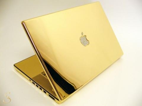 Mac Book Pro in Gold - (Hardware, Notebook, Hersteller)