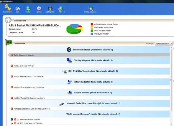 Treiberscann - (Computer, software, Windows 7)
