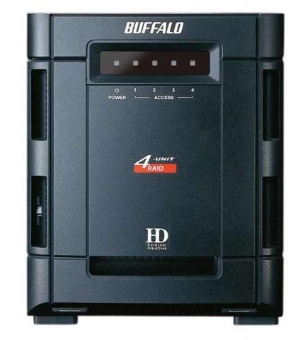 Die DriveStation Quattro von Buffalo - (Hardware, Festplatte, Speicher)