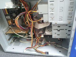 Beliebt Ausgebaute Festplatte an Rechner anschließen, aber wie?! (Anschluss) PT09