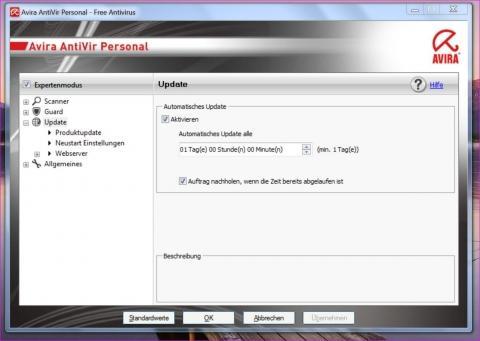 - (PC, update, Avira)