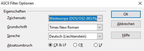 Beschädigte Datei wiederherstellen - Nur Rautezeichen (OpenOffice Writer)?