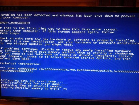 BlueScreen!!! RAM-Riegel oder RAM-Slot defekt - Wie kann ich es feststellen?
