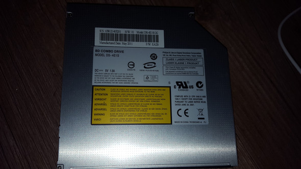 Altes CD/DVD Laufwerk für den Laptop - (Computer, Cd Laufwerk)