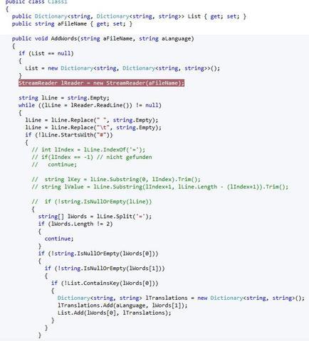 Quellcode - (Programmieren, Programmiersprache)
