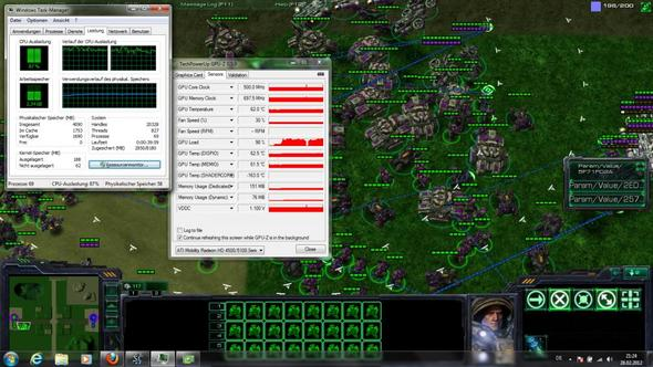 graka ergenisse - (Grafikkarte, CPU, Grafik)