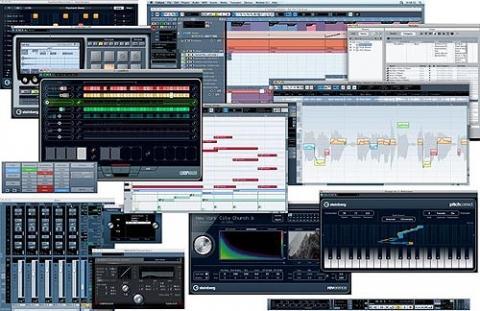 Cubase 5 - (Computer, software, Musik)
