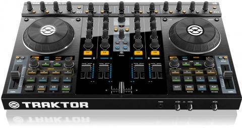 Traktor S4 Controller - (Computer, software, Musik)