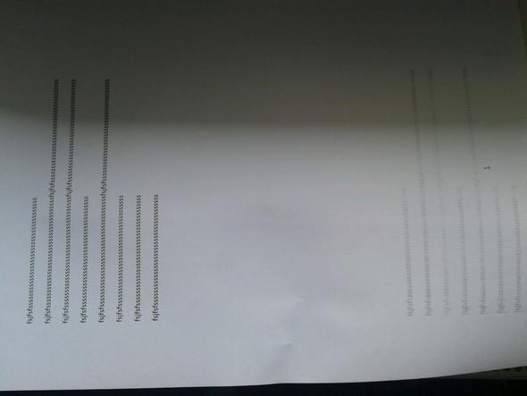 Drucker Problem Samsung CLP310?