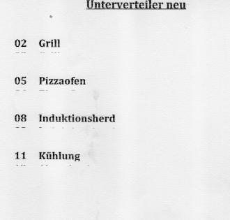 zweite Liste - (Probleme, Drucker)