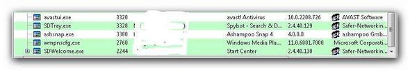 Spybot Prozesse 4 - (Unsichbarer Prozess, verlangsamt PC)