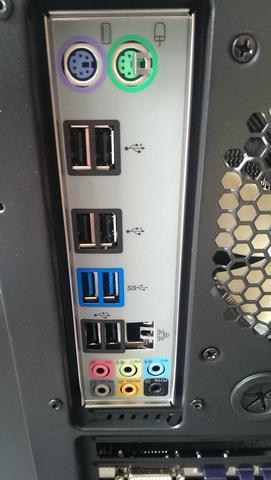 Internet- und Maus-zugang verspeert - (Computer, PC, Mainboard)