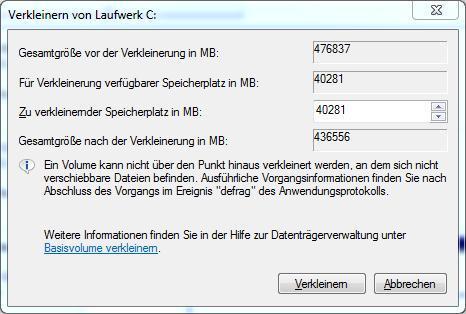 Das Problem. - (Computer, Hardware, Festplatte)