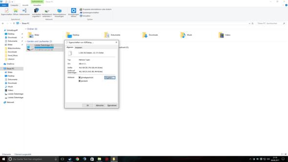 SO siehts aus... - (Festplatte, Datei, HDD)