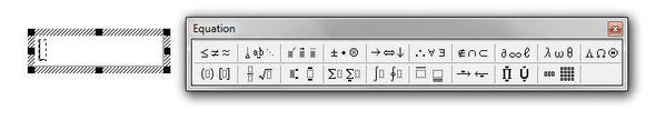Formeleditor - (Microsoft, Office, word)