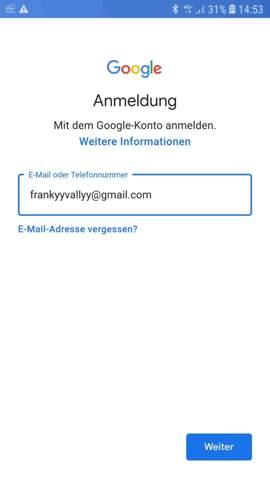 Google account gelöscht - trotzdem Kontoaktion erforderlich?