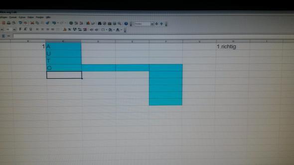 Hier nochmal ungefähr wie das aussehen soll nur den Befehl brauche ich halt - (Informatik, Calc, mathe)