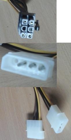 PCIE - (Hardware, Grafikkarte, PCIE-Kabel)