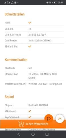 Ist für USB 3.2 ein spezieller Treiber notwendig?