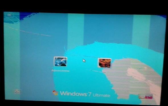 Grafikfehler - (Computer, Windows 7, Grafikkarte)