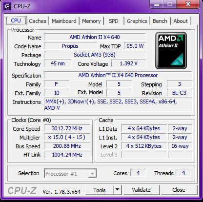 CPU - (Hardware, CPU, Mainboard)
