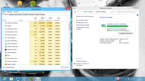 Laptop nutzt volle Leistung Nicht! Warum nicht? Wie ändern?