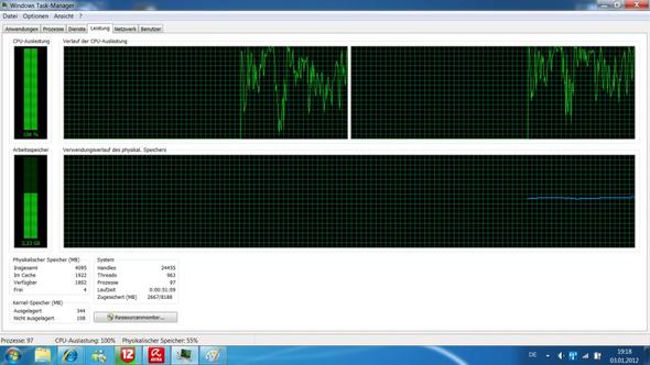 Mein Laptop ist extrem langsam geworden ... ich kann fast nichts mehr machen