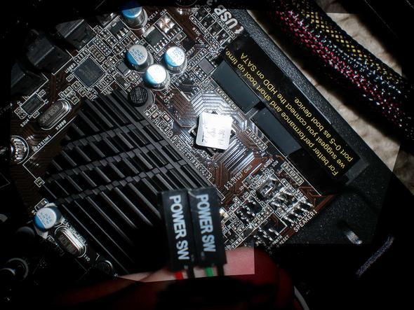Die beiden Kabel - (Computer, PC, Hardware)
