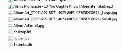 Beispielbild - (Windows 7, Bilder, mp3)
