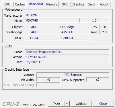 Mainboard - (Hardware, Grafikkarte, Netzteil)