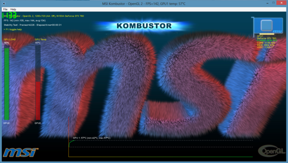 MSI Kombuster - (Computer, Grafikkarte, Treiber)