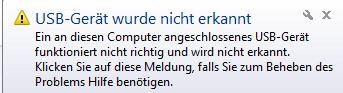 Festplatte wird nicht erkannt - (externe Festplatte, wird nicht erkannt)