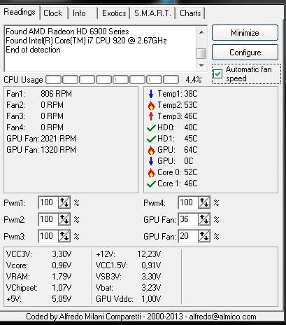 SpeedFan - (PC, überhitzt)